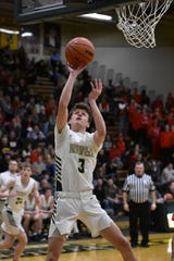 Highlights from Howell's victory over Orchard Lake St. Mary's in a Division 1 regional semifinal on March 5, 2019.