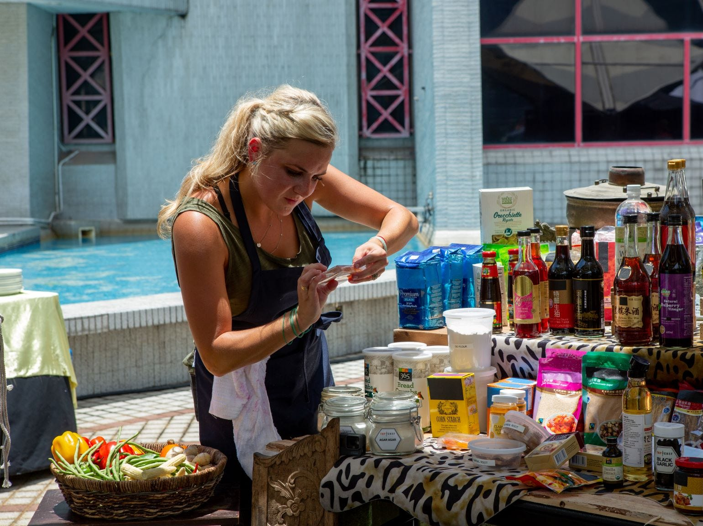 "Contestant Kelsey Barnard on ""The Tao of Macau,"" episode 14 of Bravo's 'Top Chef:' Kentucky season."