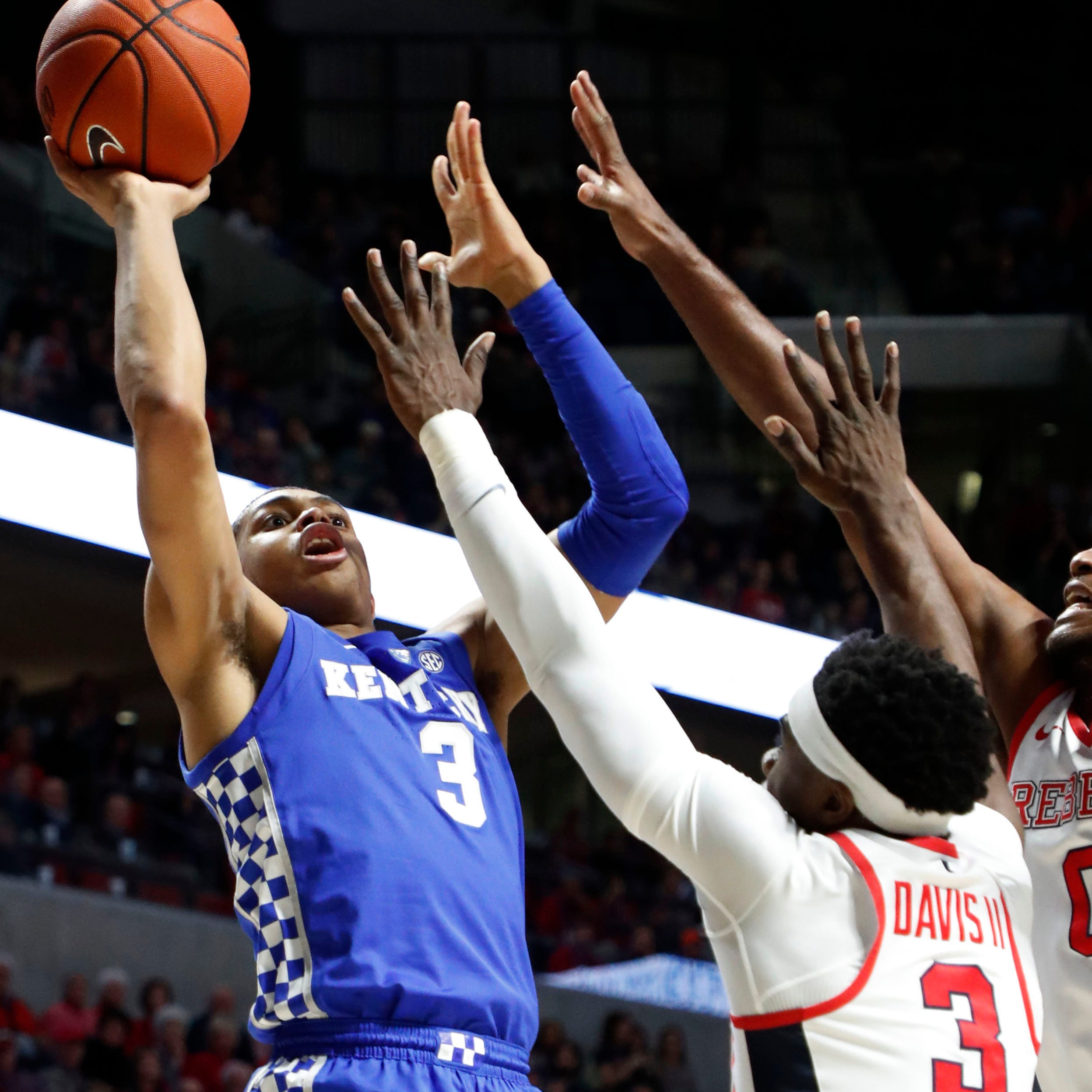 What we learned from Kentucky basketball's win at Ole Miss