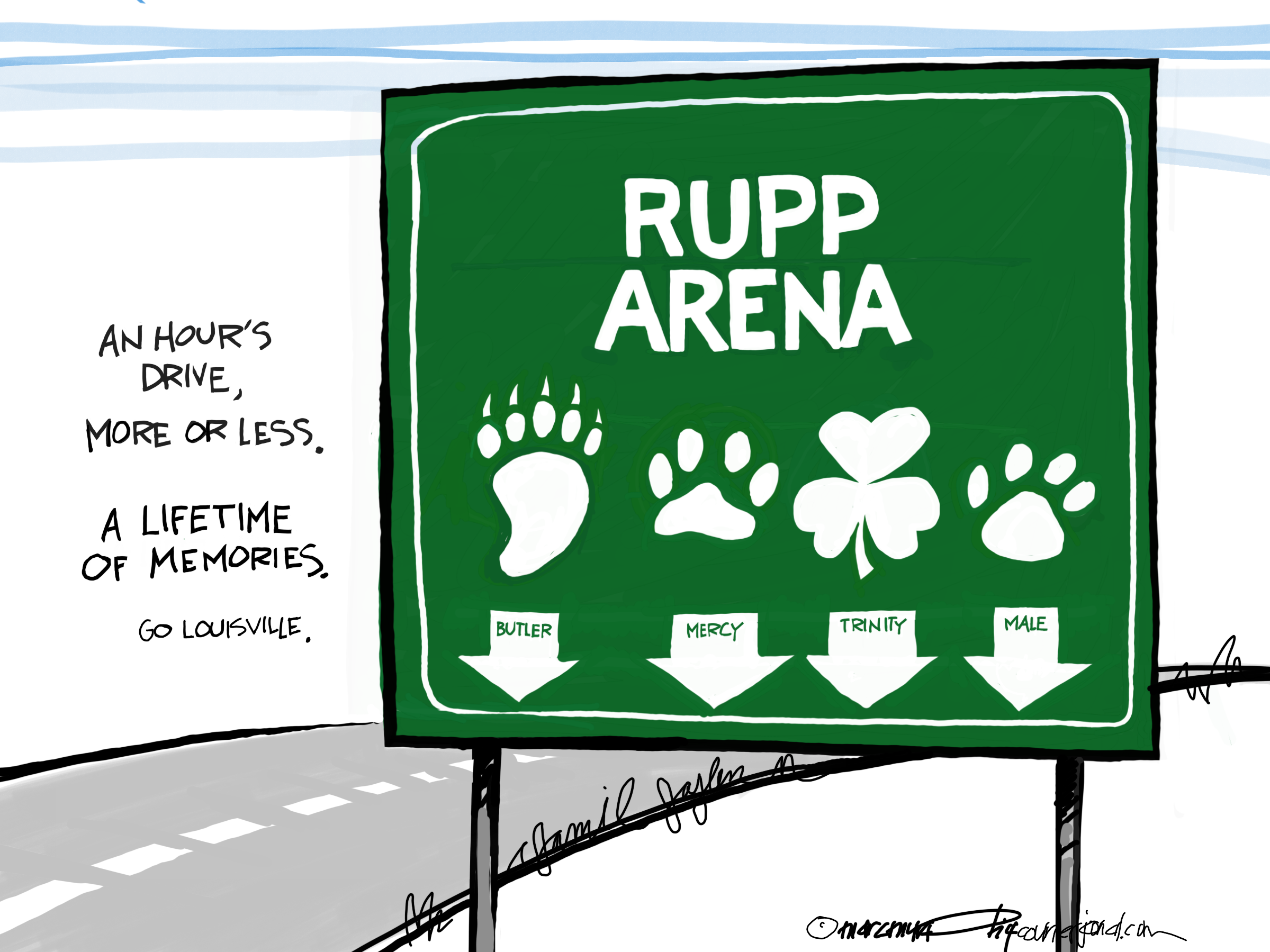 The Road to Rupp