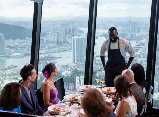 """Contestant Eric Adjepong talks about this dish  on """"The Tao of Macau,"""" episode 14 of Bravo's 'Top Chef:' Kentucky season."""