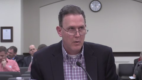Covington Catholic father speaks in support of Kentucky doxing bill