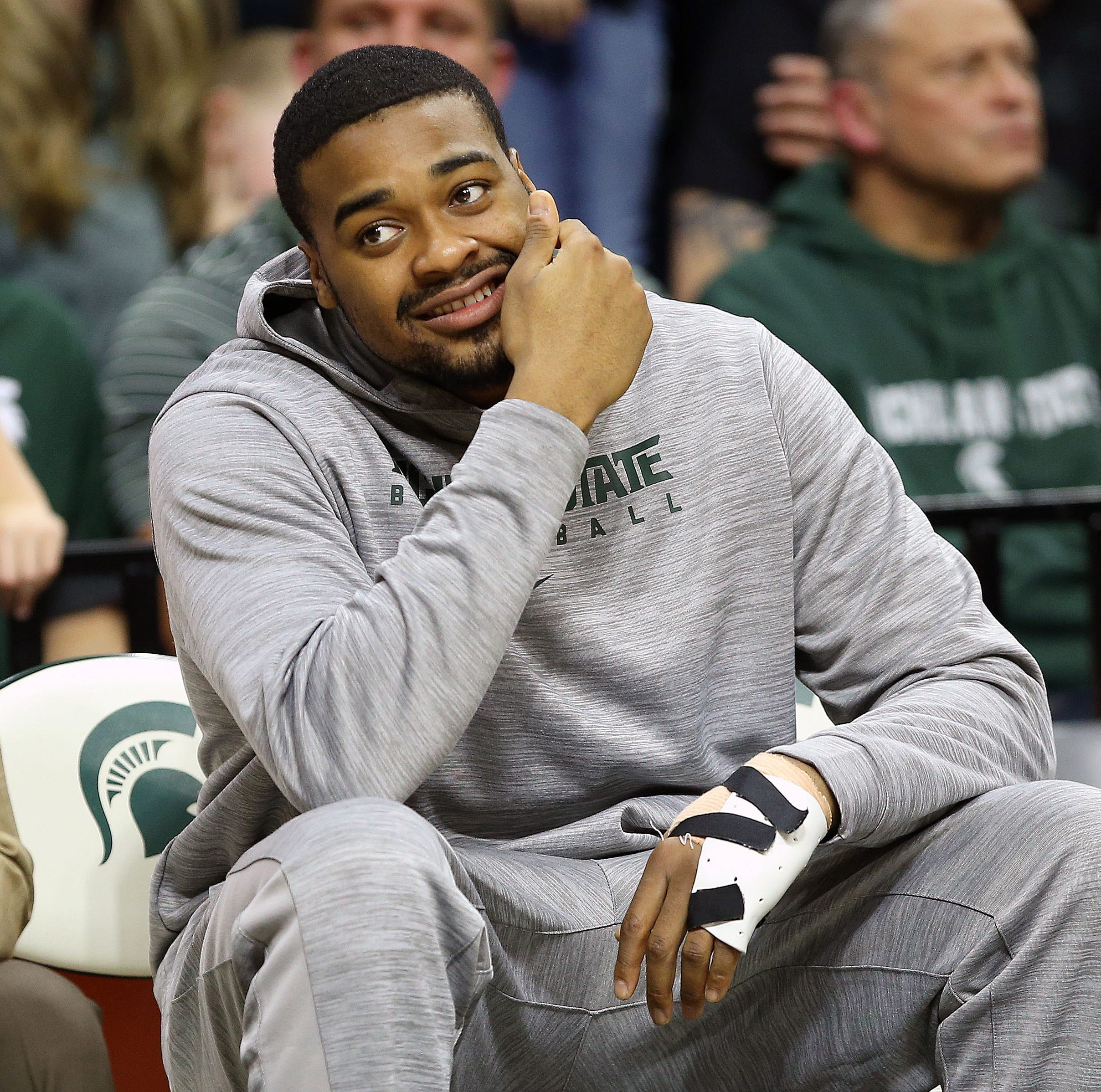 Michigan State does not expect Nick Ward back vs. Michigan
