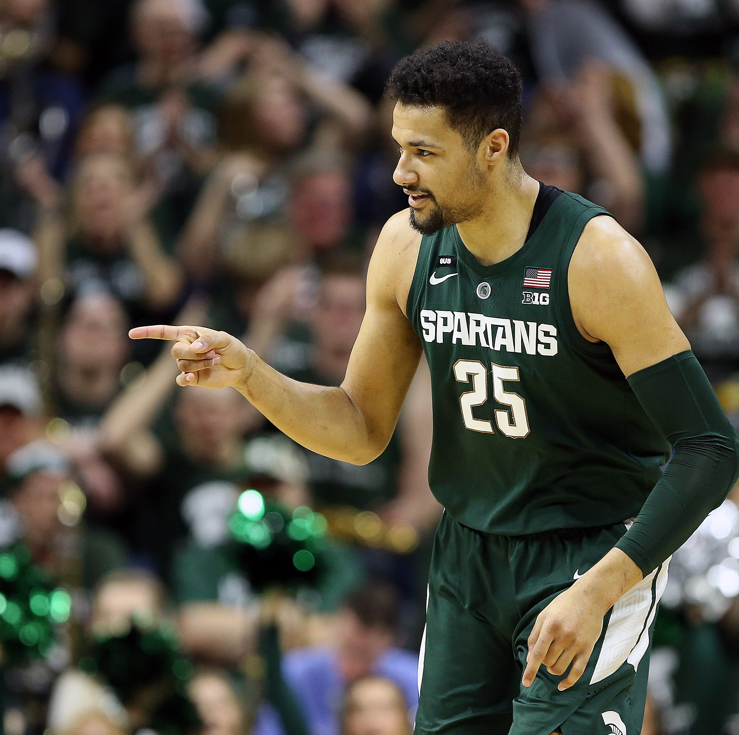 Michigan State regains control of Big Ten championship fate in unscripted fashion