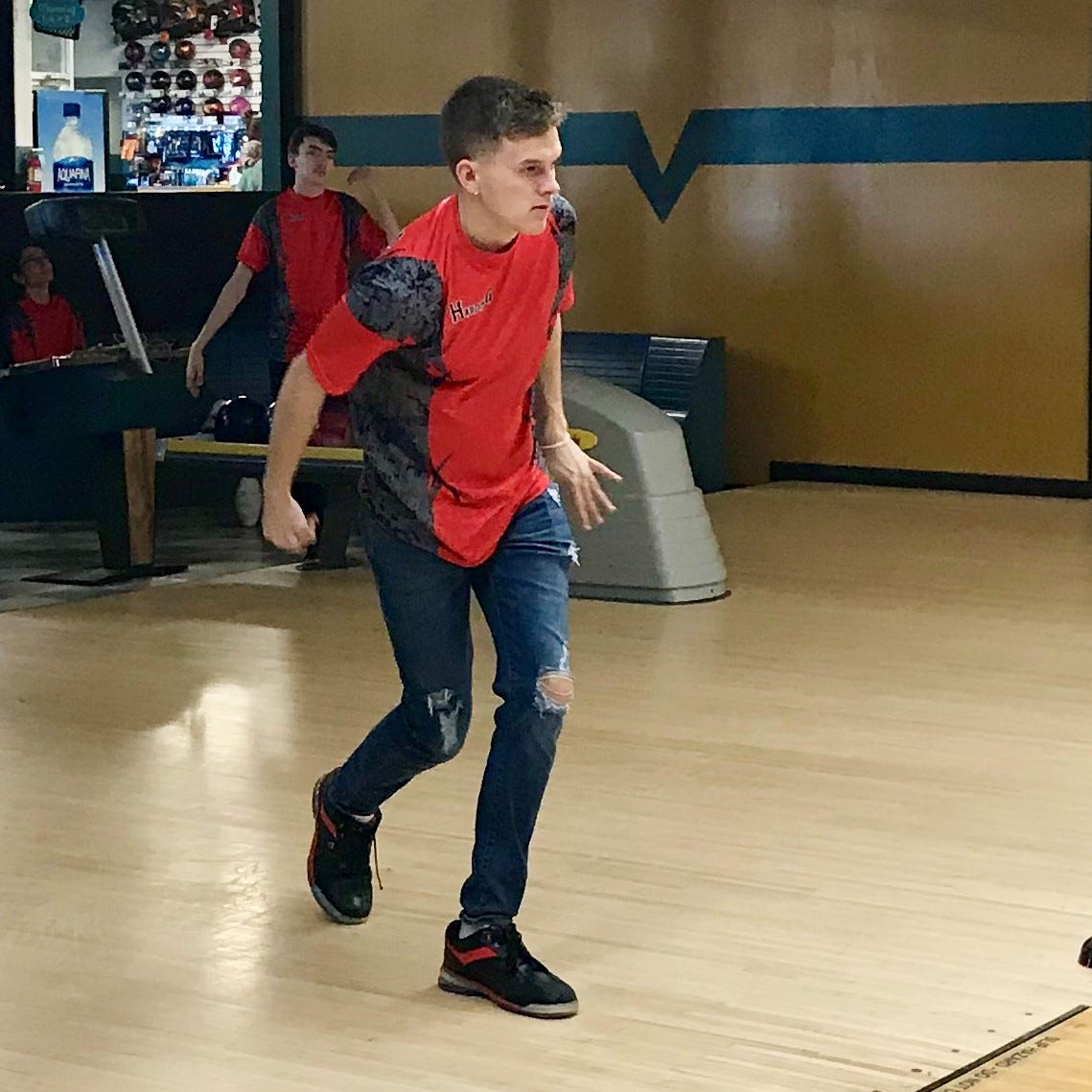 Wagner Dynasty: Harding senior latest in line of Marion bowlers
