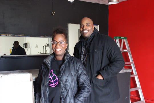 Monique Williams and Jason Gardner plan to open Trap Fusion, a healthy Southern restaurant, in White Haven.