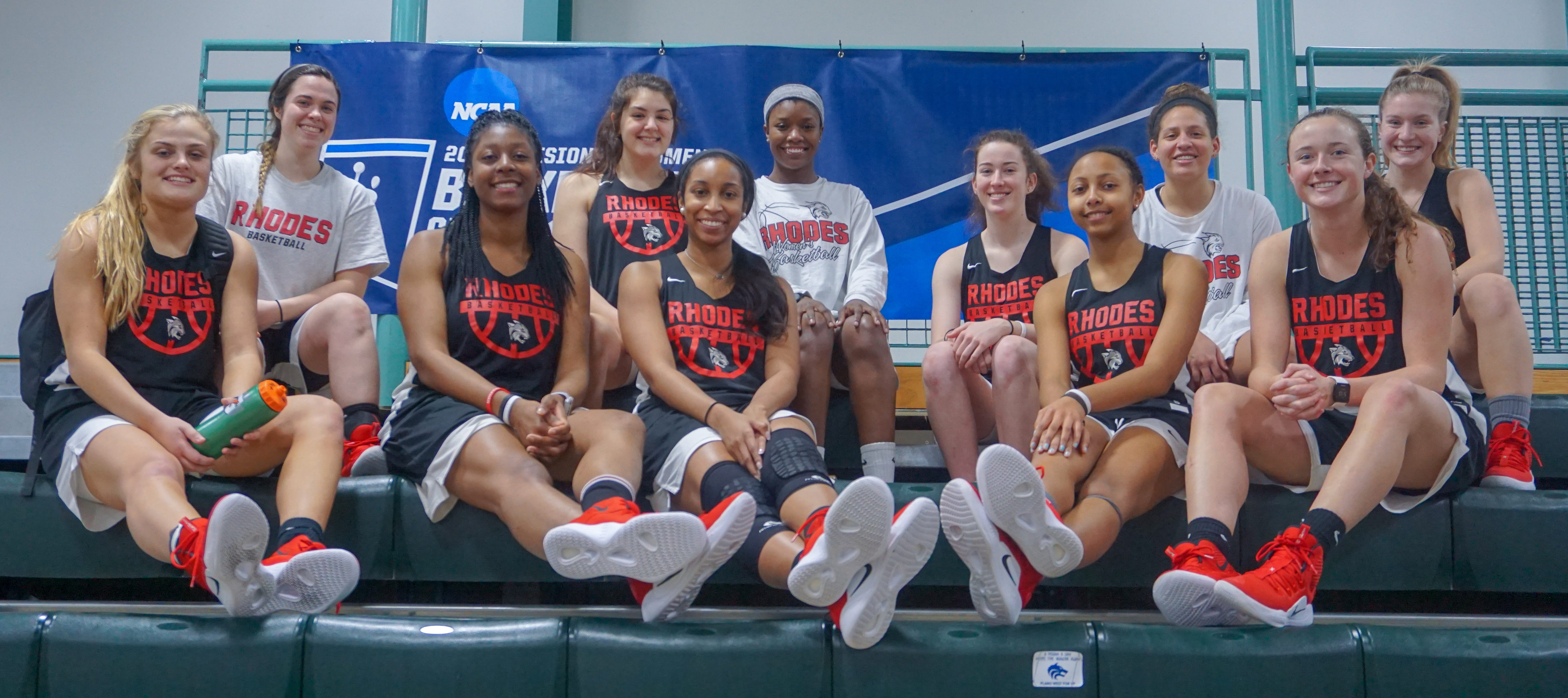 The Rhodes College women's basketball team won the SAA Tournament to advance to the NCAA Division 3 Championship.