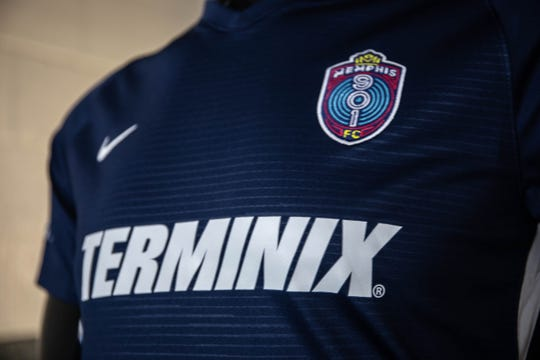 Memphis 901 FC unveiled its jerseys for its inaugural USL Championship season on Wednesday, highlighting the Club's crest and prominent City of Memphis institutions.