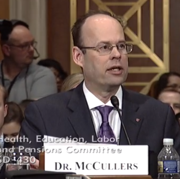 Watch Le Bonheur, UT Health Science doctor speak to Congress on anti-vaccination movement