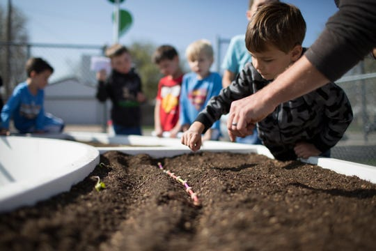 Plant A Seed Day 2019 is March 20.