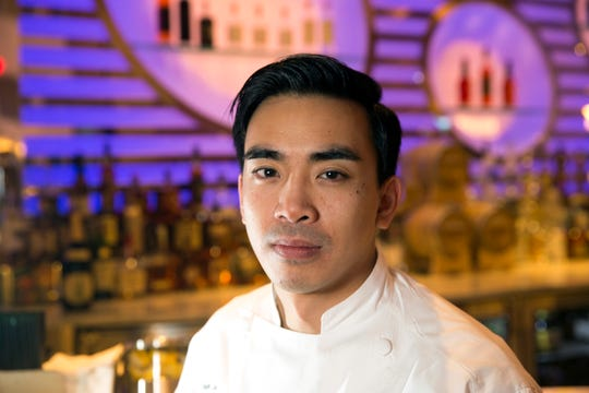 Van Luu, chef at Buckley's Restaurant, grew up in the Alsace region of France, where cabbage was a big part of his childhood cuisine.