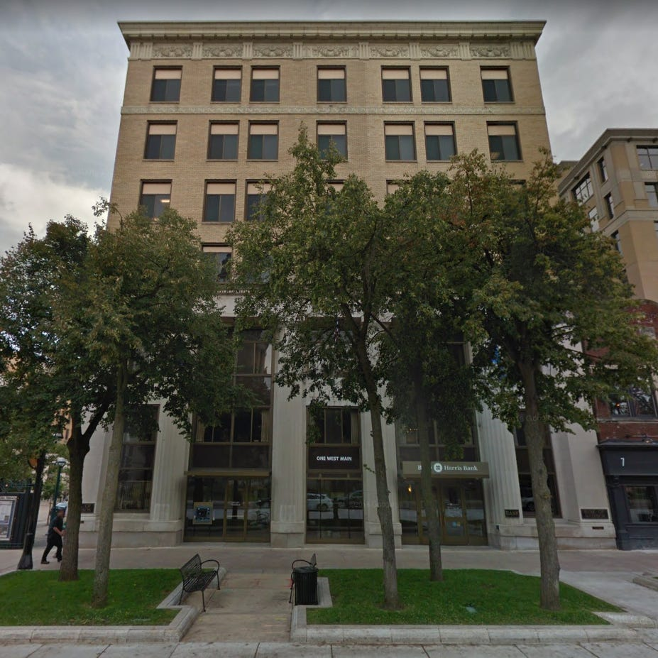 Foxconn is poised to buy another building, this one in downtown Madison