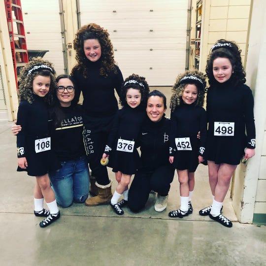 Chelsea Holloway opened Bellator Academy of Irish Dance in 2018.