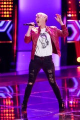 "Betsy Ade from Kenosha, the frontwoman for Milwaukee-area alt rock band ""Well-Known Strangers,"" appeared on Tuesday's episode of ""The Voice"" on NBC. After her blind audition of Florence + The Machine's ""Hunger,"" Ade joined mentor John Legend's team."