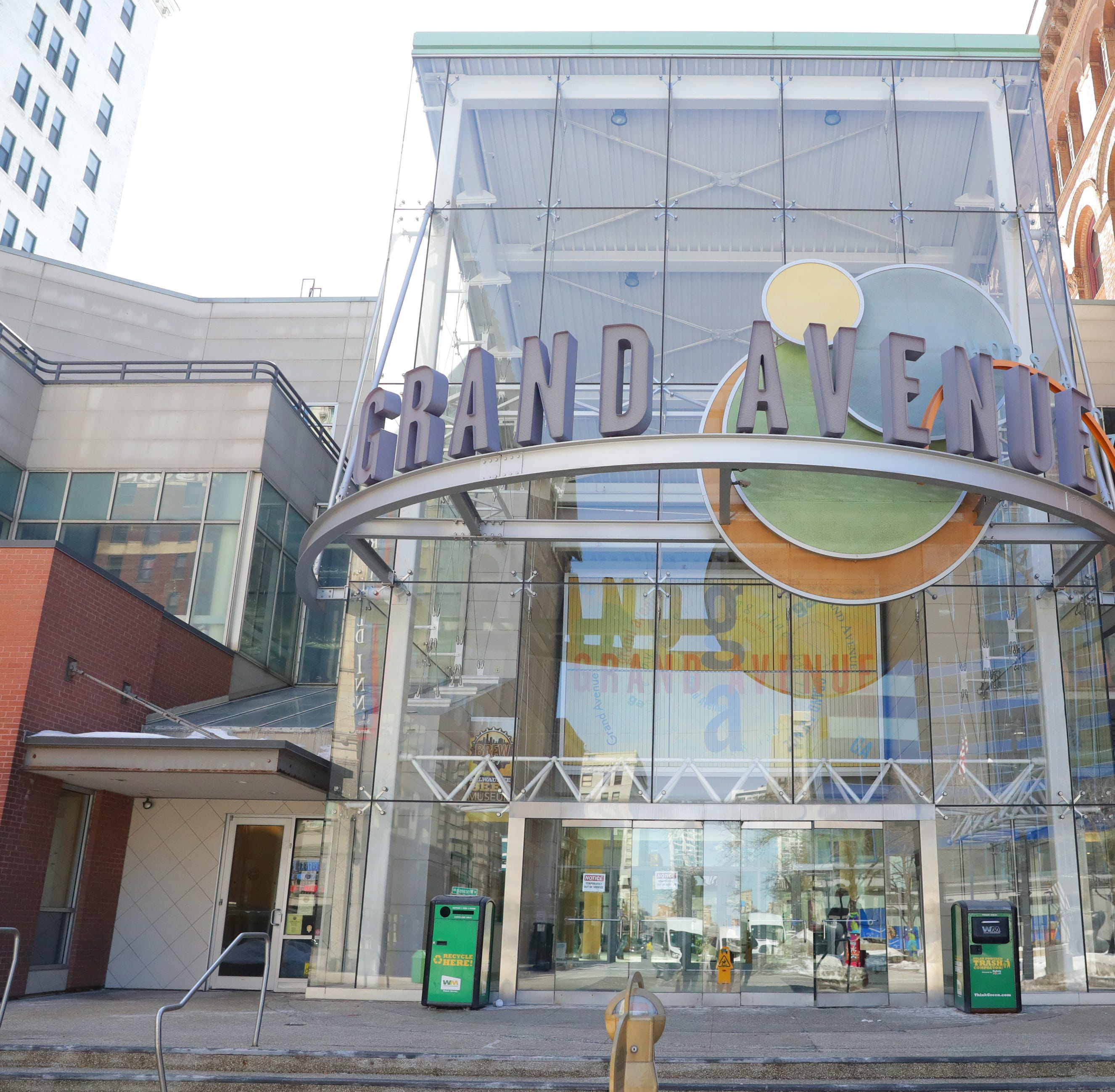 Plan to spend $9 million in city cash to help redevelop former Grand Avenue mall gets first approval