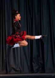 Chelsea Holloway of West Allis owns Bellator Academy of Irish Dance in Germantown.