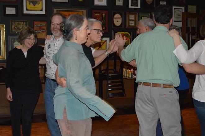 The Milwaukee Set Dance Club holds informal instruction at 6:30p.m. Wednesdays year-round at O'Donoghue's Irish Pub in Elm Grove.