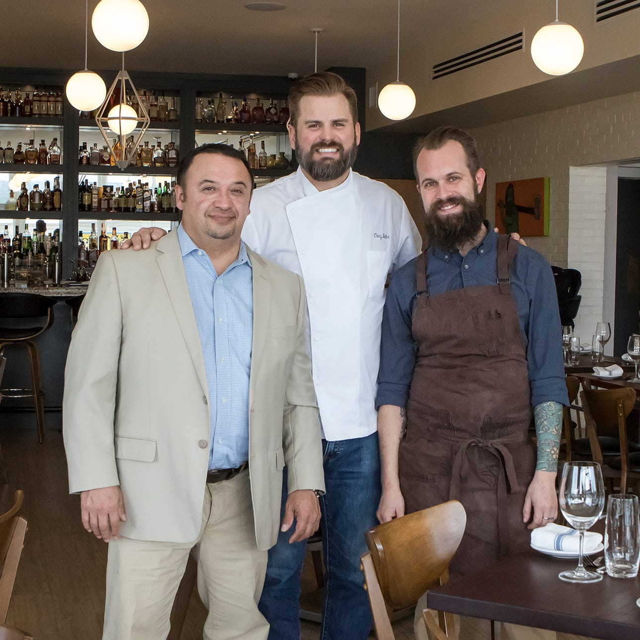 Bahr builds management team to build, expand, promote local dining