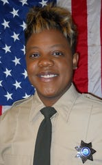 Rutherford County Sheriff's Deputy Brittany Manning