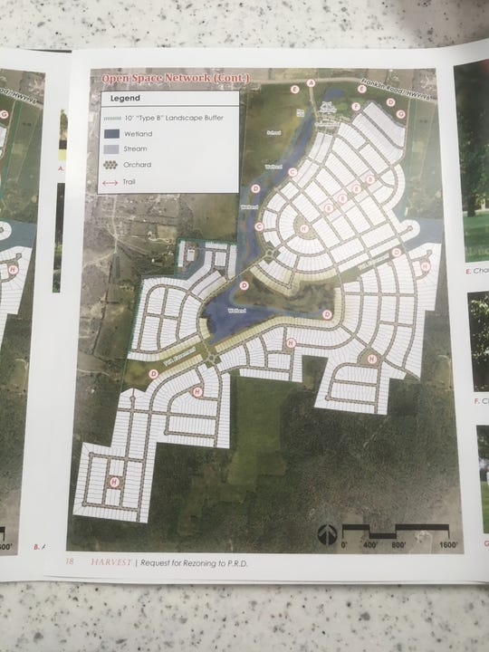 Developers propose to build a 1,900-home subdivision on south side of Franklin Road about 1.5 miles from Veterans Parkway. The developers would use most of 520 acres of a farm owned by former Rutherford County Mayor Ernest Burgess and his wife, Peggy. Developers under the name Murfreesboro 516 LLC also are offering to