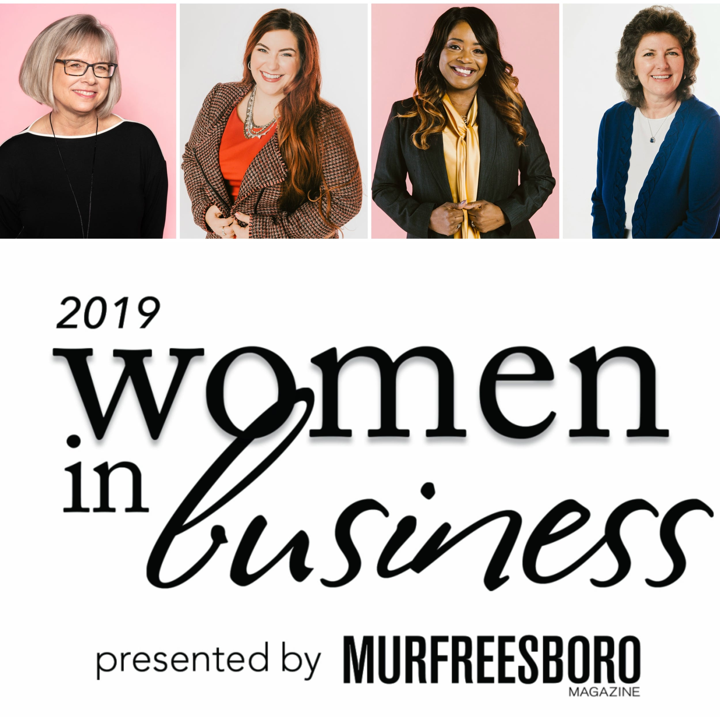 Murfreesboro Magazine's 2019 Women in Business honorees change lives through work, service