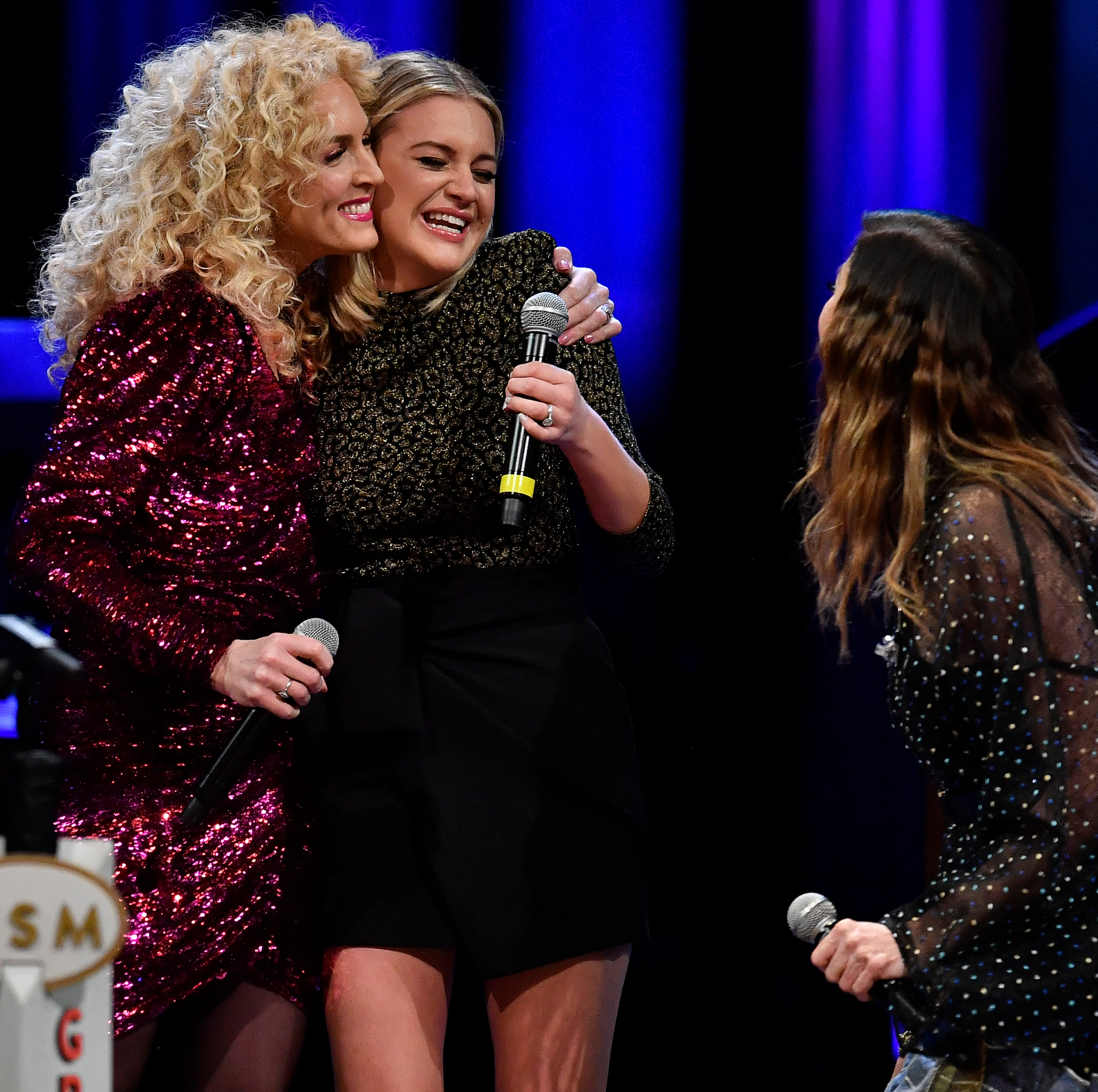 Watch: Little Big Town invites Kelsea Ballerini to join Grand Ole Opry