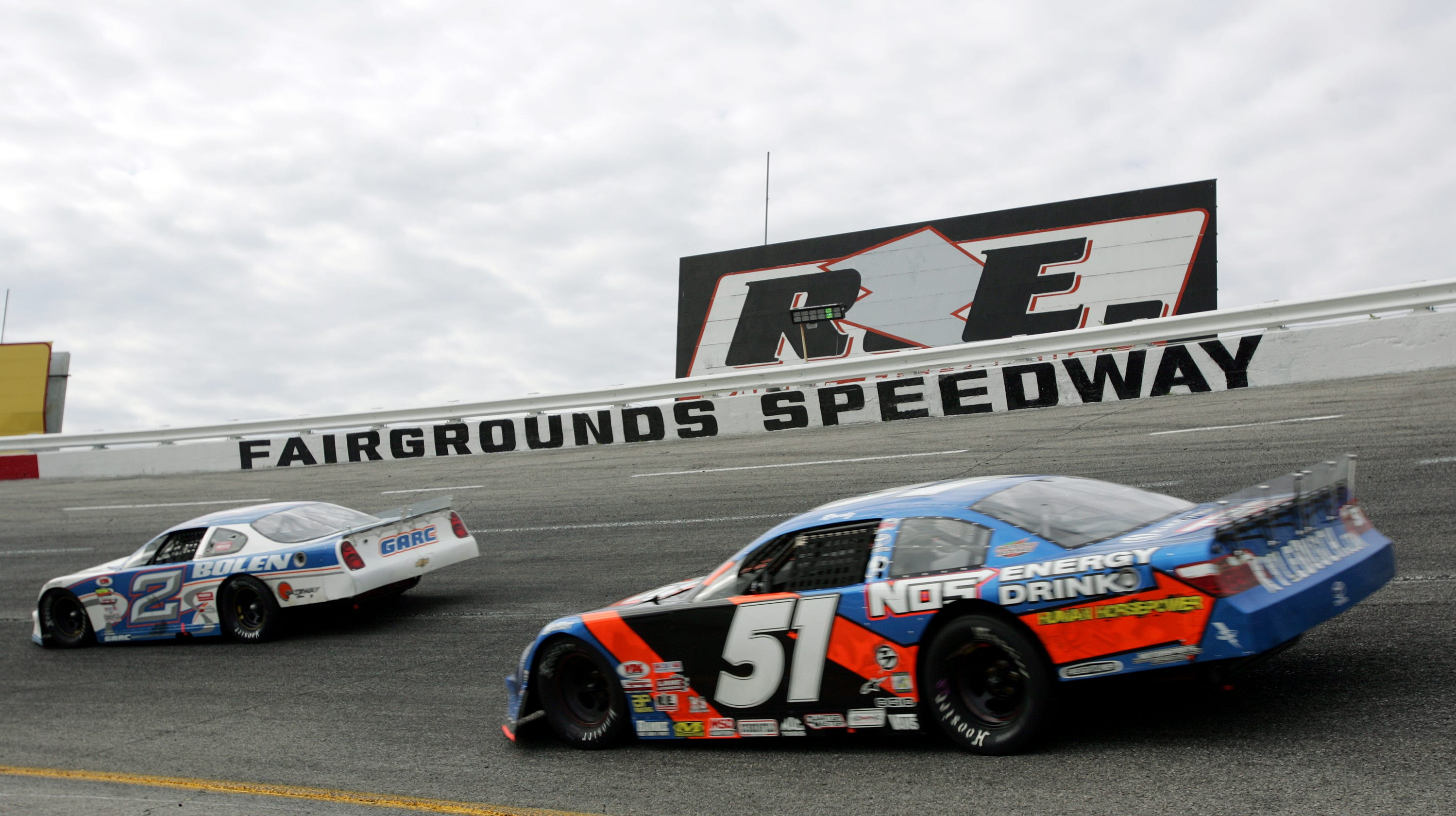Reports: NASCAR to purchase International Speedway Corporation