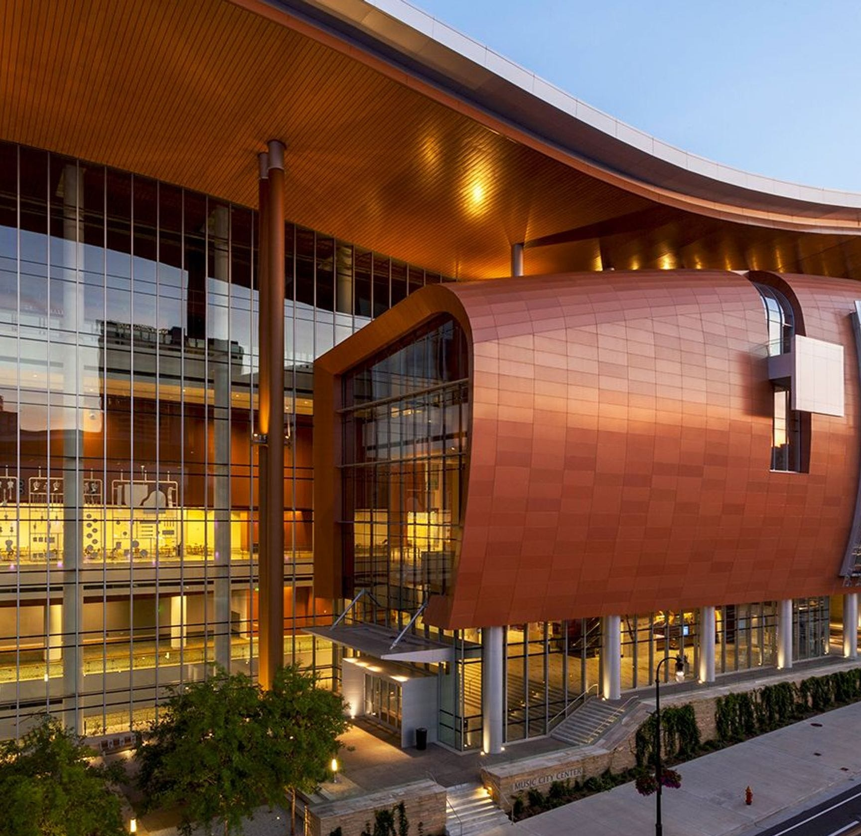 Music City Center chief says there's 'not enough space,' as convention center looks to expand
