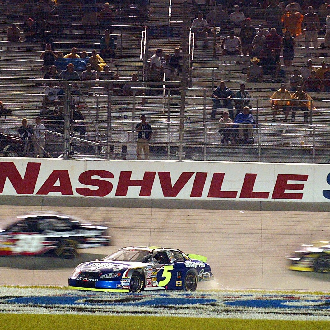 As NASCAR eyes return to Nashville, what happened to the Superspeedway off Interstate 840?