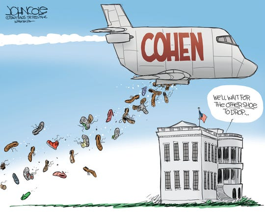 Cohen's other shoes to drop