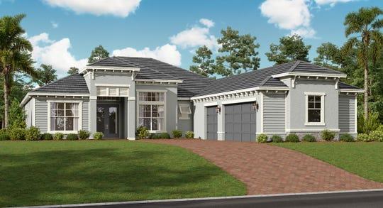 Interior design for the Bougainvillea model at Vista will be provided by Clive Daniel Home.