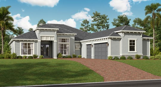 Interior design for the Bougainvillea model at Vista will be provided by Clive Daniel Home.