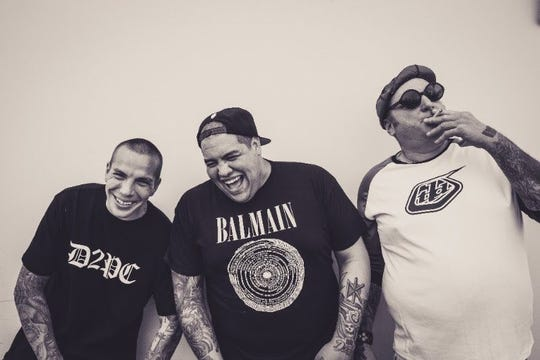 Sublime with Rome performs in July 2019 in Florida.