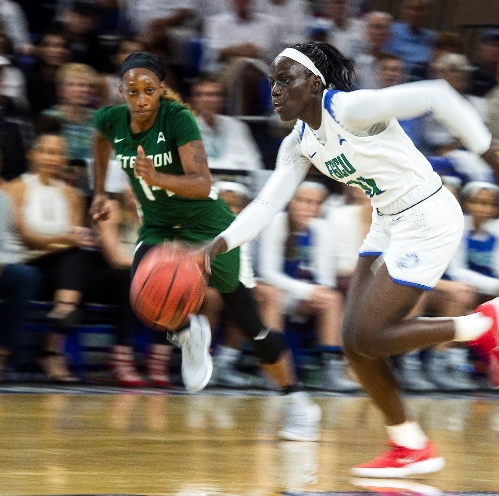 New faces have FGCU women in same old place — the ASUN finals
