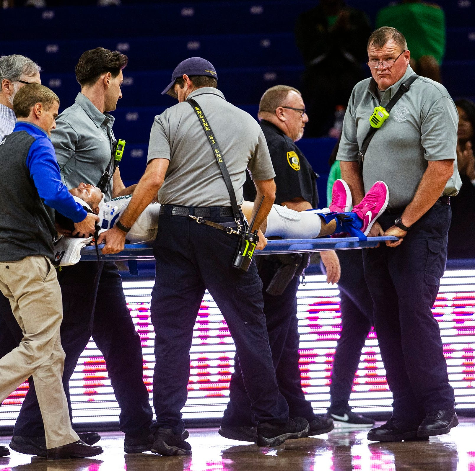 FGCU women beat Stetson after Destiny Washington sent to, released from hospital