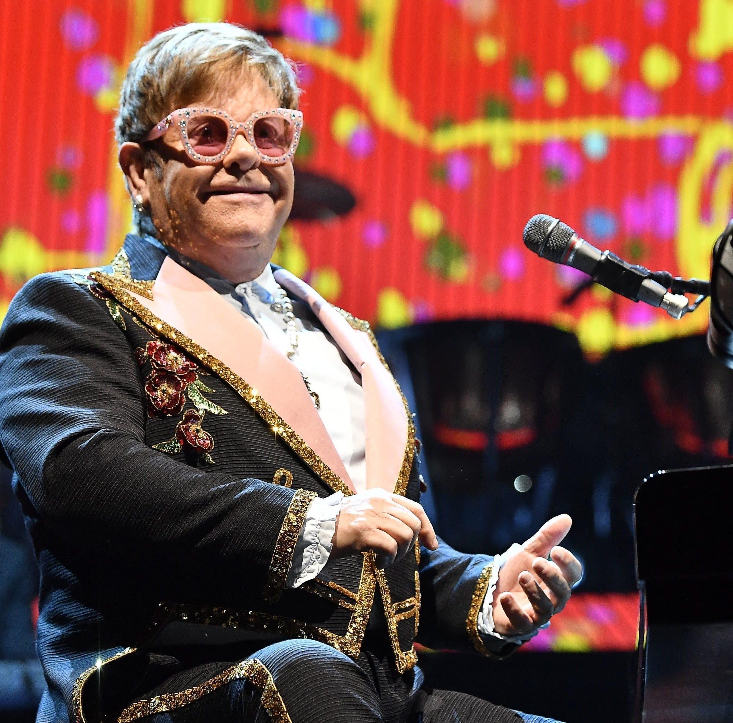 Elton John makeup concert in Orlando is this month — Hot Ticket