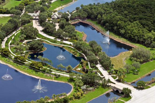 TwinEagles, located in North Naples offers a refined country club lifestyle and is now more than 95% sold.