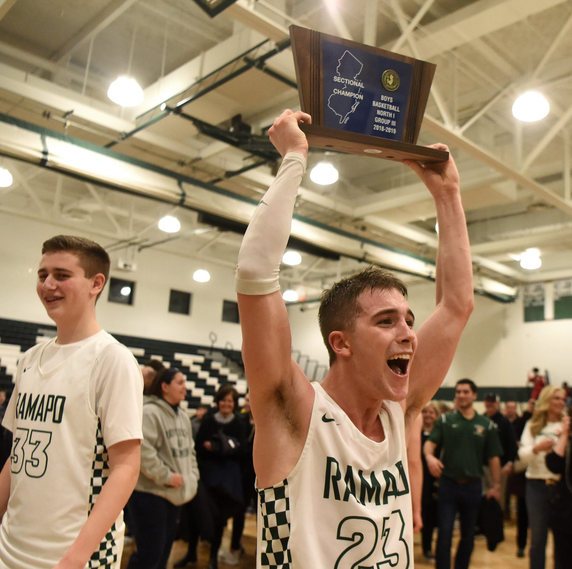 Ramapo boys basketball beats Teaneck, wins first sectional title in 14 years