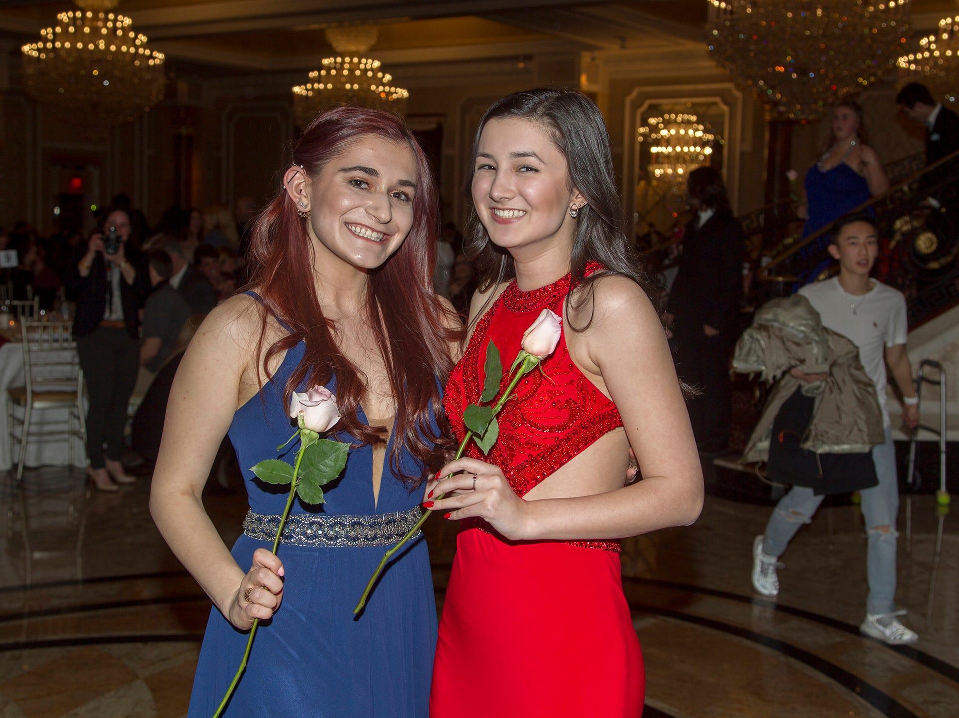 Wayne Hills High School held its Project Graduation Fashion Show at Venetian in Garfield. 03/05/2019