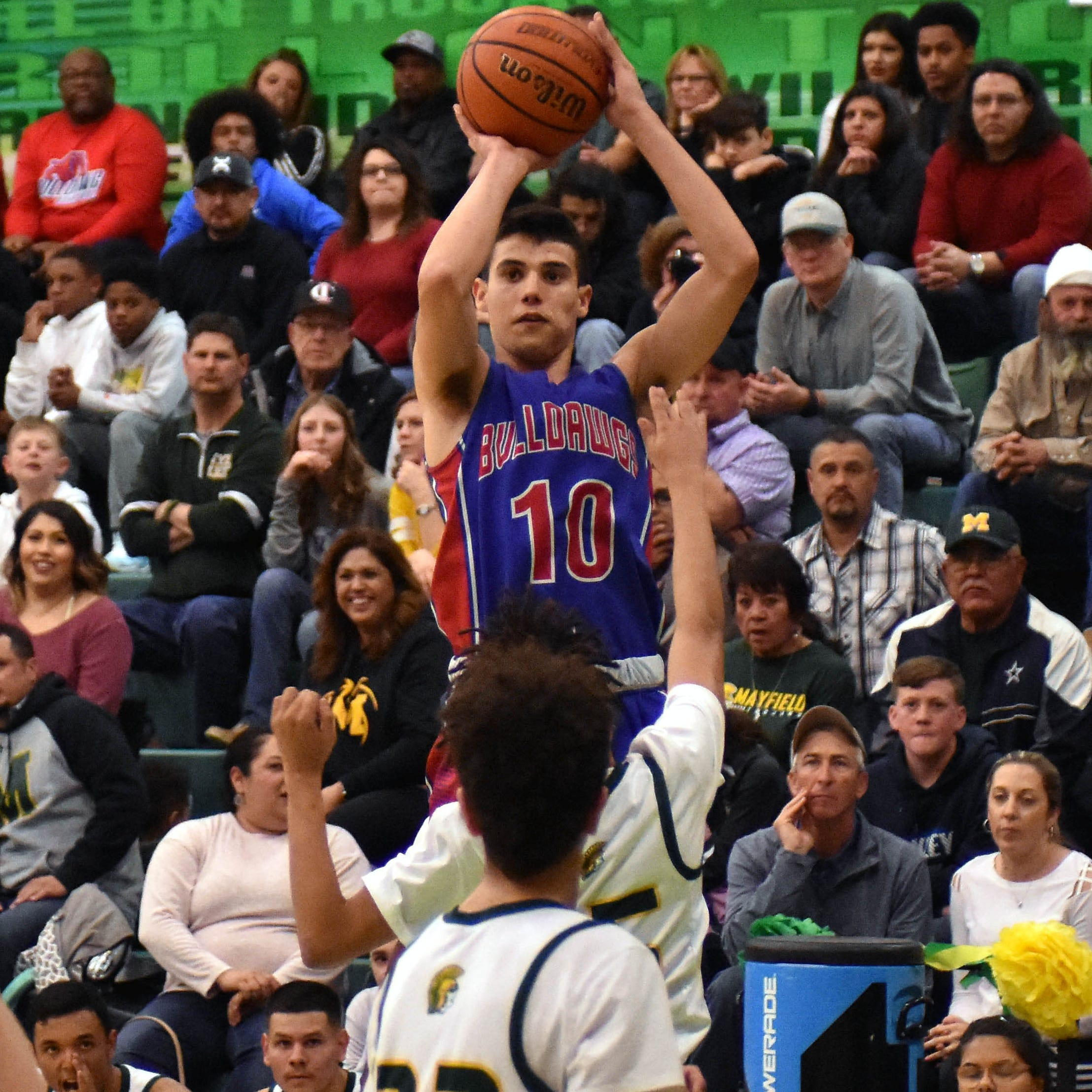 Corbalan adds international flare to undefeated Bulldawgs