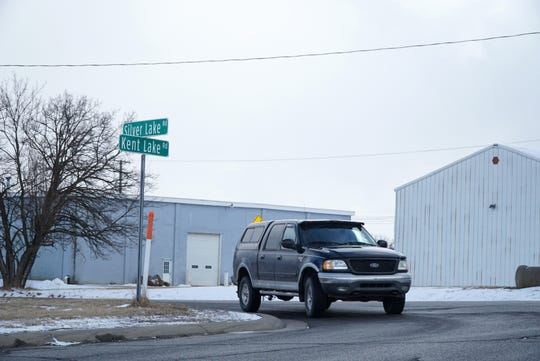 One possible solution to any residential development at Lyon Township's Erwin Orchard is the creation of a new intersection at Silver Lake And Kent Lake Road. Silver Lake Road doesn't have a stop sign and Kent Lake's traffic backs up a lot at times.