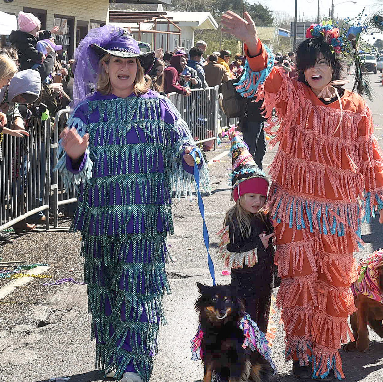 Opelousas Mardi Gras in Pictures