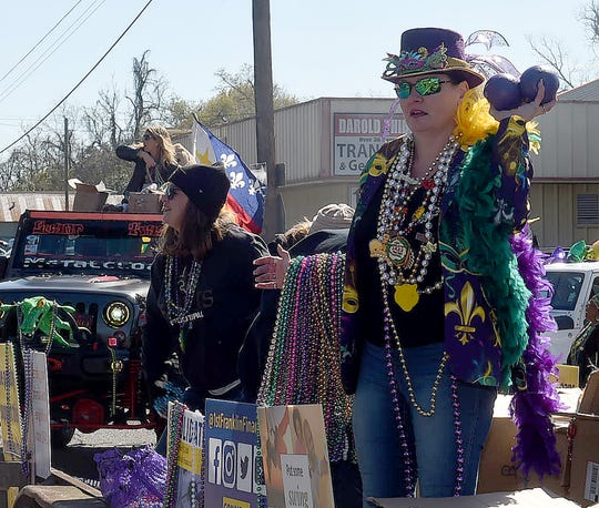 Opelousas Imperial Mardi Gras Parade