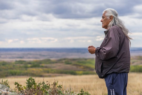 """""""Wake Up the Nakota Language,"""" a documentary of the last fluent Nakota speaker from the Pheasant Rump First Nation, will screen as part of a package of short films Saturday afternoon."""