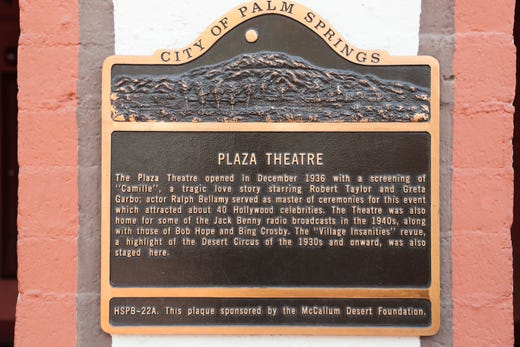 'Join me': Lily Tomlin shows support for restoring the Plaza Theatre in Palm Springs