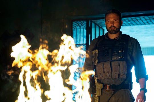"""Ben Affleck stars in """"Triple Frontier."""""""