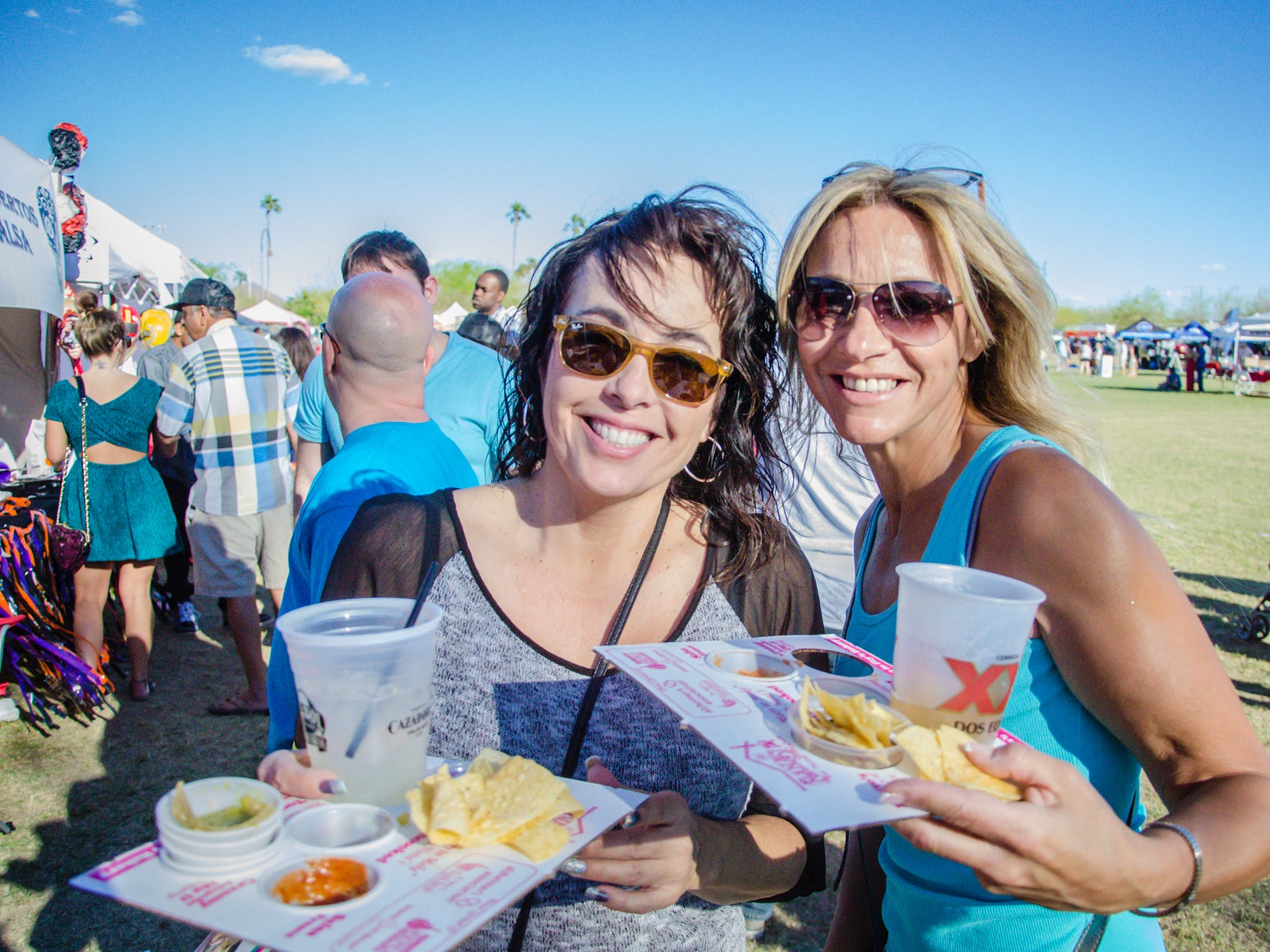 Scheduled for Saturday, April 13, 2019 at Sloan Park, My Nana's Salsa Challenge features a signature salsa competition as well as a Jose Cuervo Margarita Mix-Up.