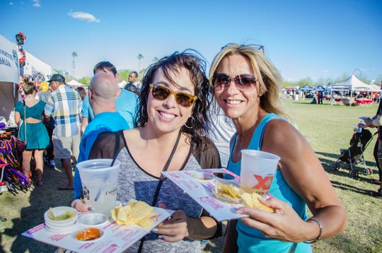 Scheduled for Saturday, April 13, at Sloan Park, My Nana's Salsa Challenge features a signature salsa competition as well as a Jose Cuervo Margarita Mix-Up.