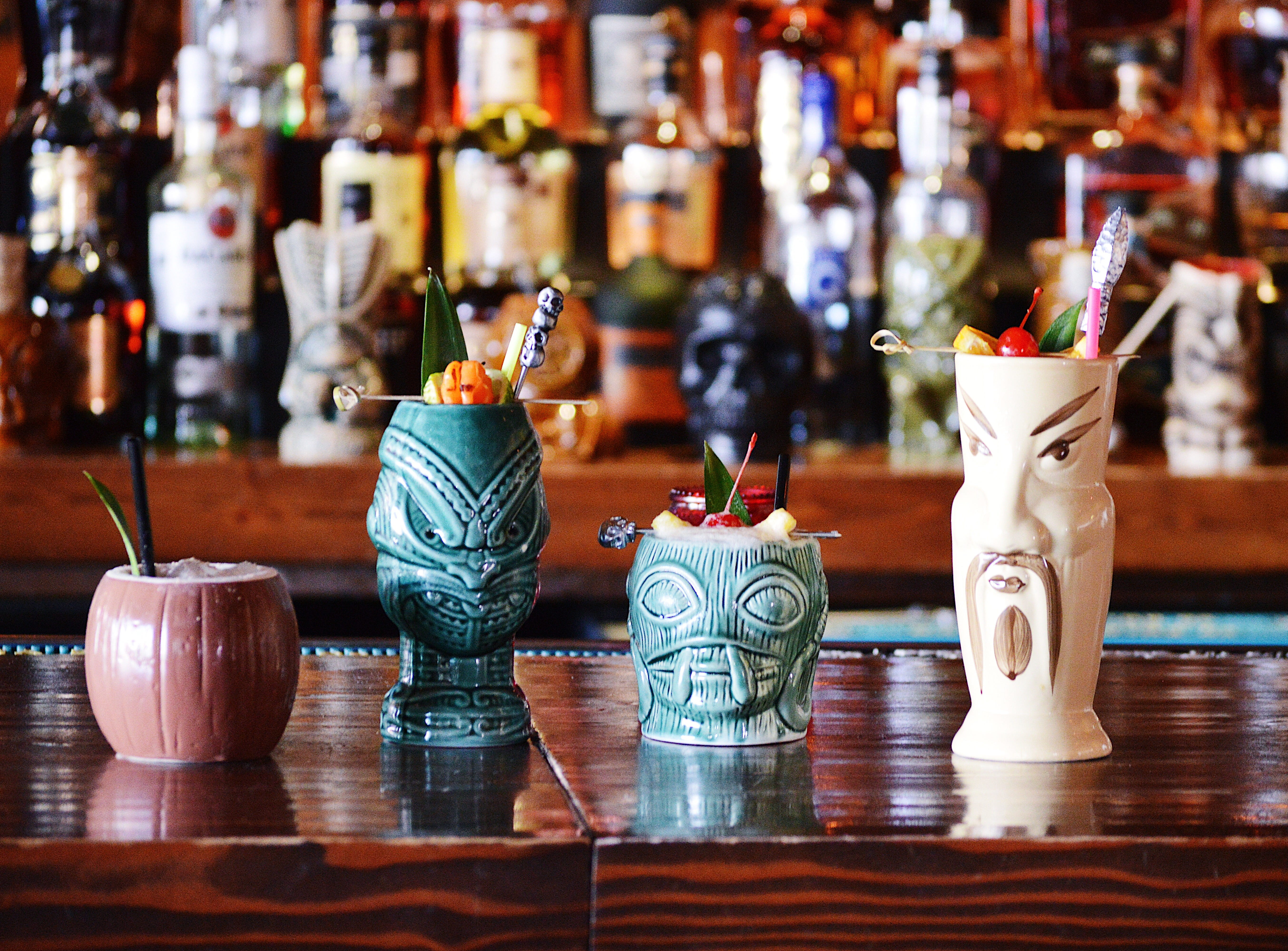 Held on Thursday, April 11, 2019 from 3:30 to 6 pm, and open to the general public, Tiki fans from around the world are invited to swing by Hula's Scottsdale location for Tiki Time Happy Hour.