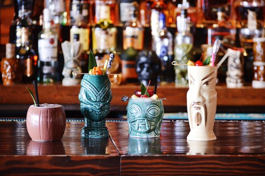 Tiki fans are invited to swing by Hula's Scottsdale location for Tiki Time Happy Hour from 3:30 to 6 p.m. Thursday, April 11, 2019.